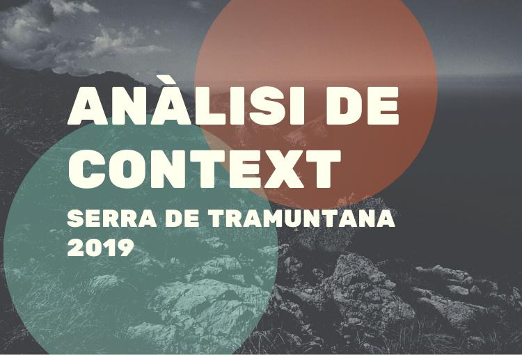 Anàlisi de context de la Serra de Tramuntana XXI