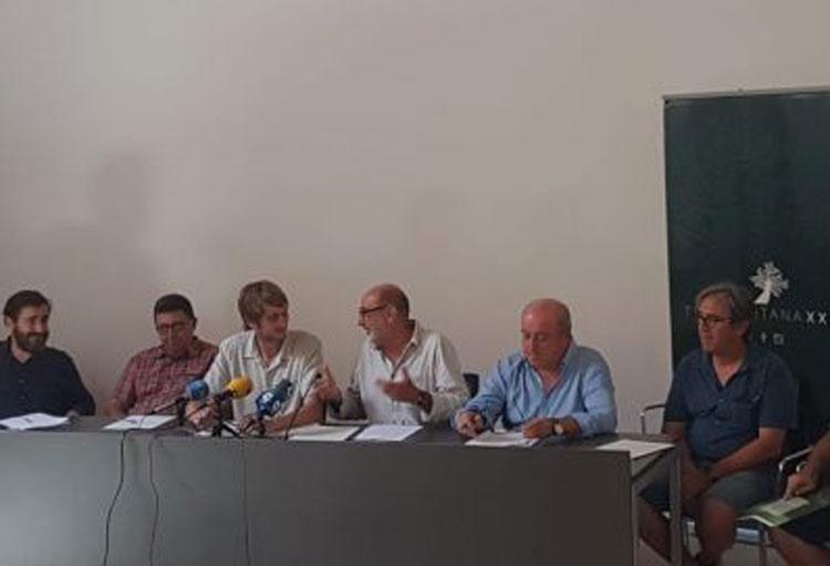 "Tramuntana XXI presenta el ""Manifest per la Tramuntana"""