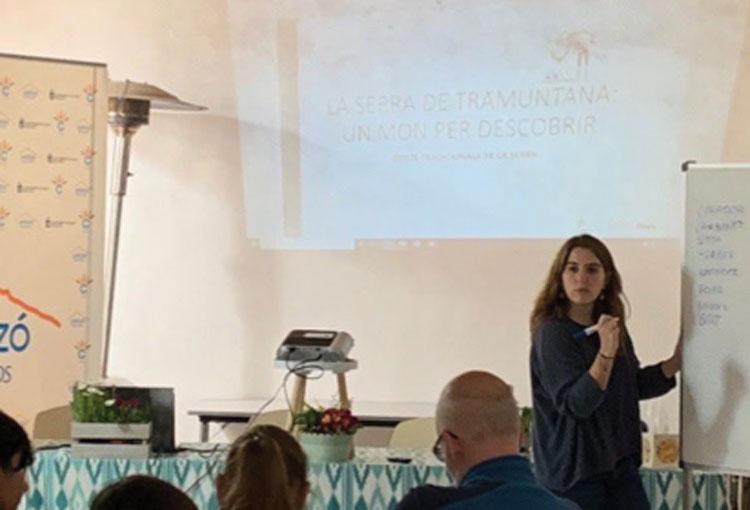 Participam a la jornada Aprenentatge Servei a la Serra de Tramuntana