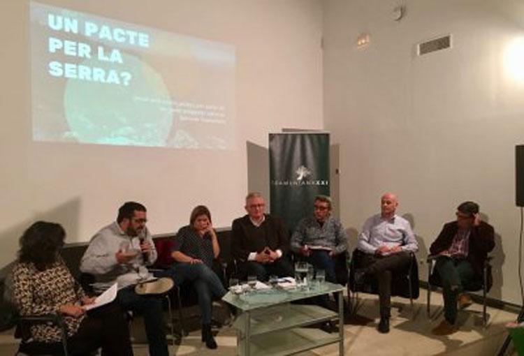 Els partits polítics presenten les seves propostes sobre la Serra de Tramuntana