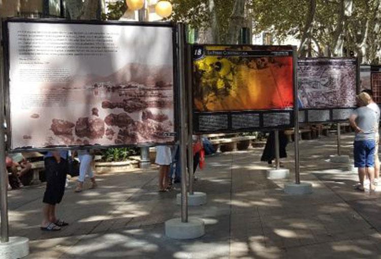 """Presentam l'exposició """"Història del Turisme a la Serra de Tramuntana: passat, present i… futur?"""""""