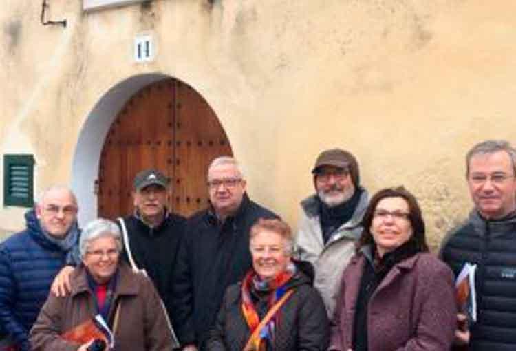 La Serra Literària, des de la mirada de Llorenç Riber
