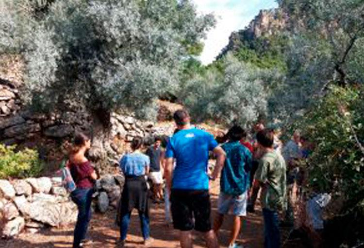 """Tramuntana XXI i el Departament de Biologia de la UIB organitzen el curs """"Agricultura i ramaderia de muntanya"""""""