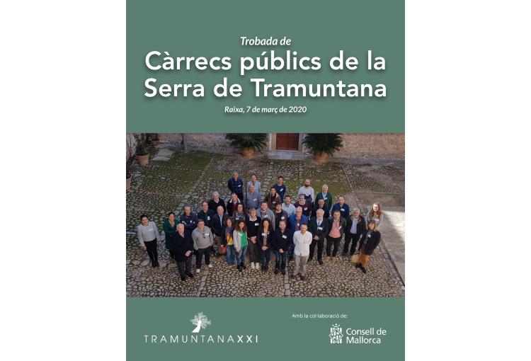 Conclusions de la Trobada de Càrrecs públics de la Serra de Tramuntana