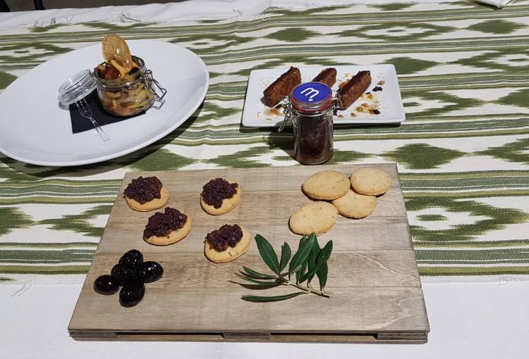 """S'entreguen premis del concurs """"Innovació alimentària amb l'oliva de la Serra de Tramuntana"""""""