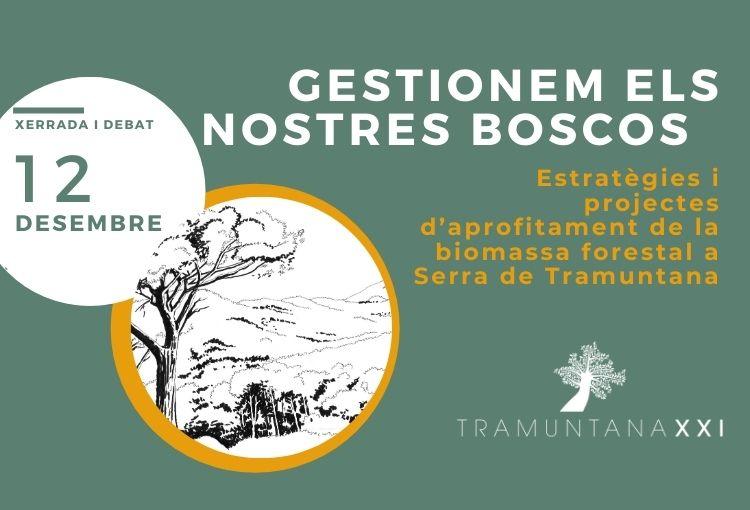 Xerrada-debat: Gestionem els nostres boscos